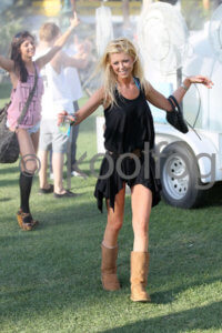 Coachella Misting Fans