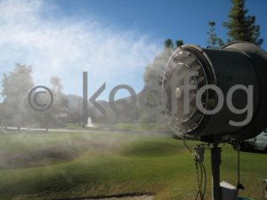 Koolfog Australian Open Closed