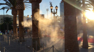 Theme Park Misting Systems