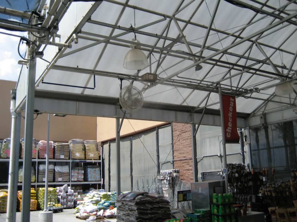 Greenhouse Misting System : Greenhouse misting systems koolfog