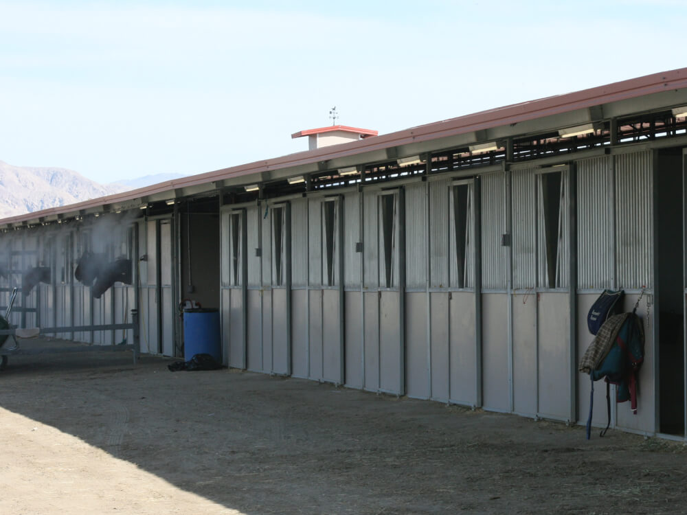 Cooling Horses And Stables Koolfog