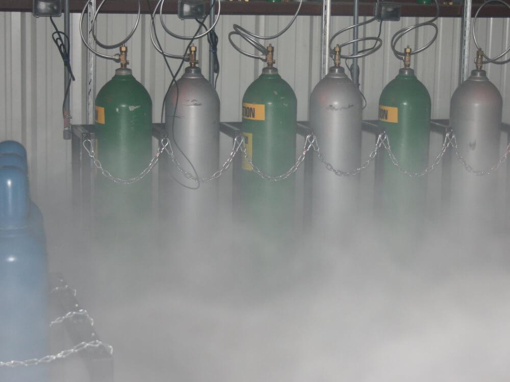 Fire And Vapor Effects Koolfog Fog Systems