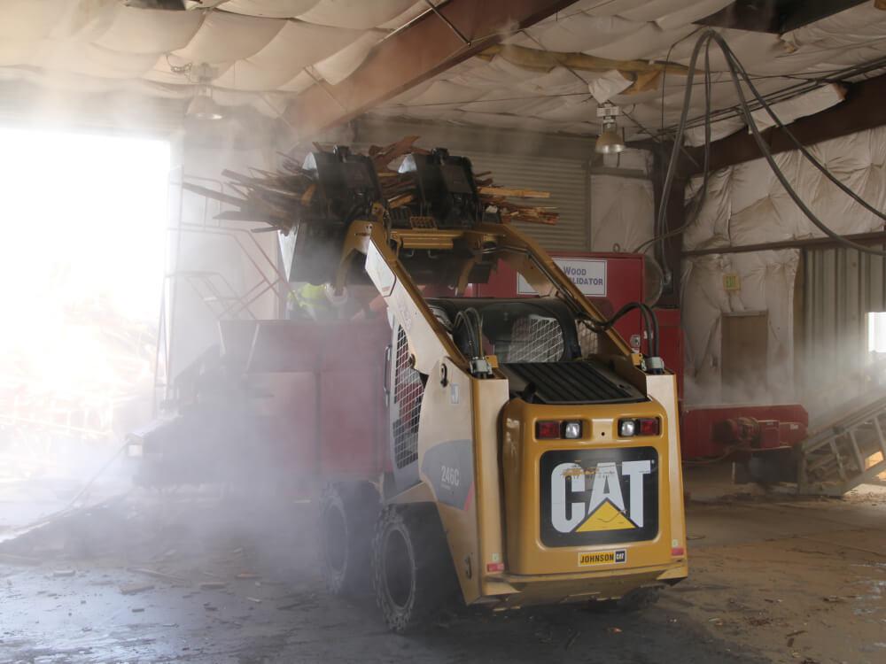 Dust Control Solutions California Koolfog
