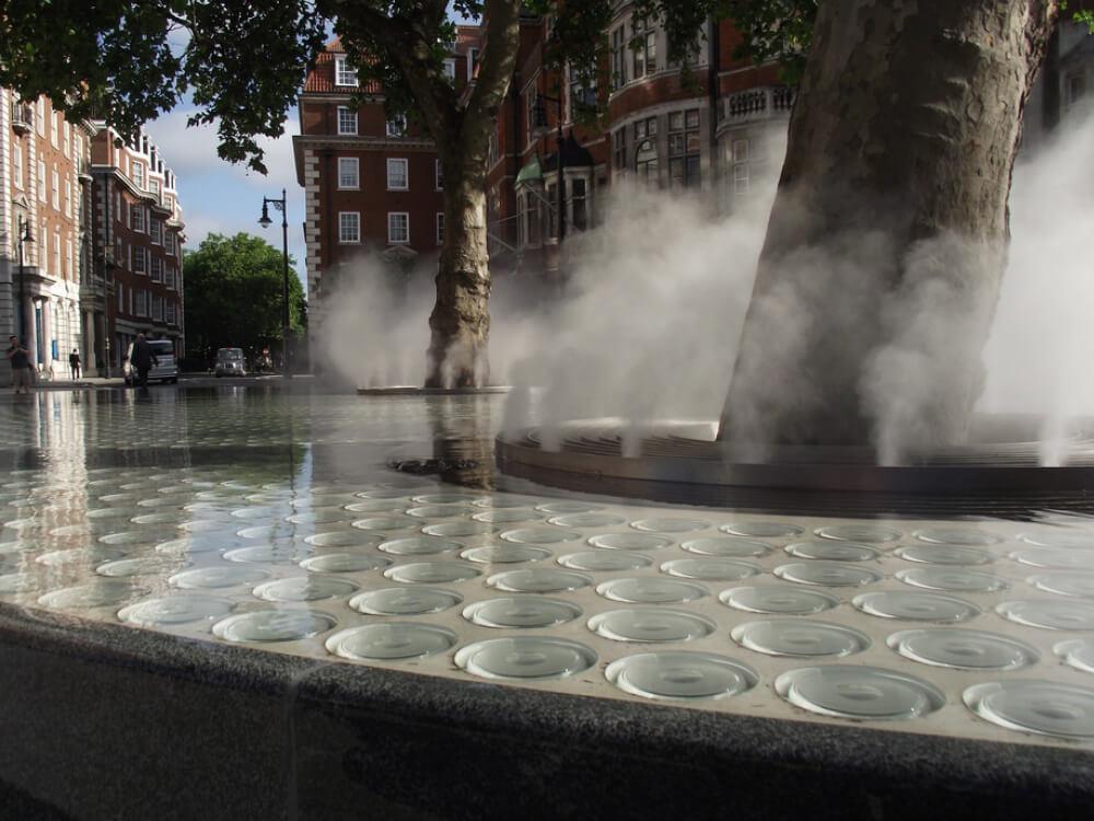 Fog Effects In Art Installations Koolfog Fog Systems