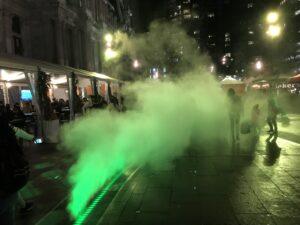 fog effects systems